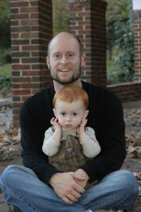 Aaron and his son Asher